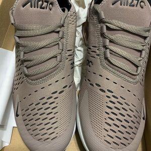 Nike Air Max 270 Sepia Stone Grade School Sko Børn Running